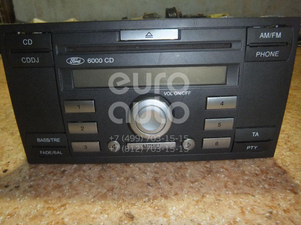 Магнитола для Ford C-MAX 2003-2011 - Фото №1