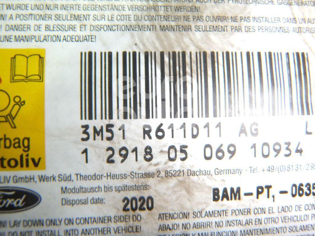 Подушка безопасности боковая (в сиденье) для Ford C-MAX 2003-2010;Kuga 2008-2012 - Фото №1