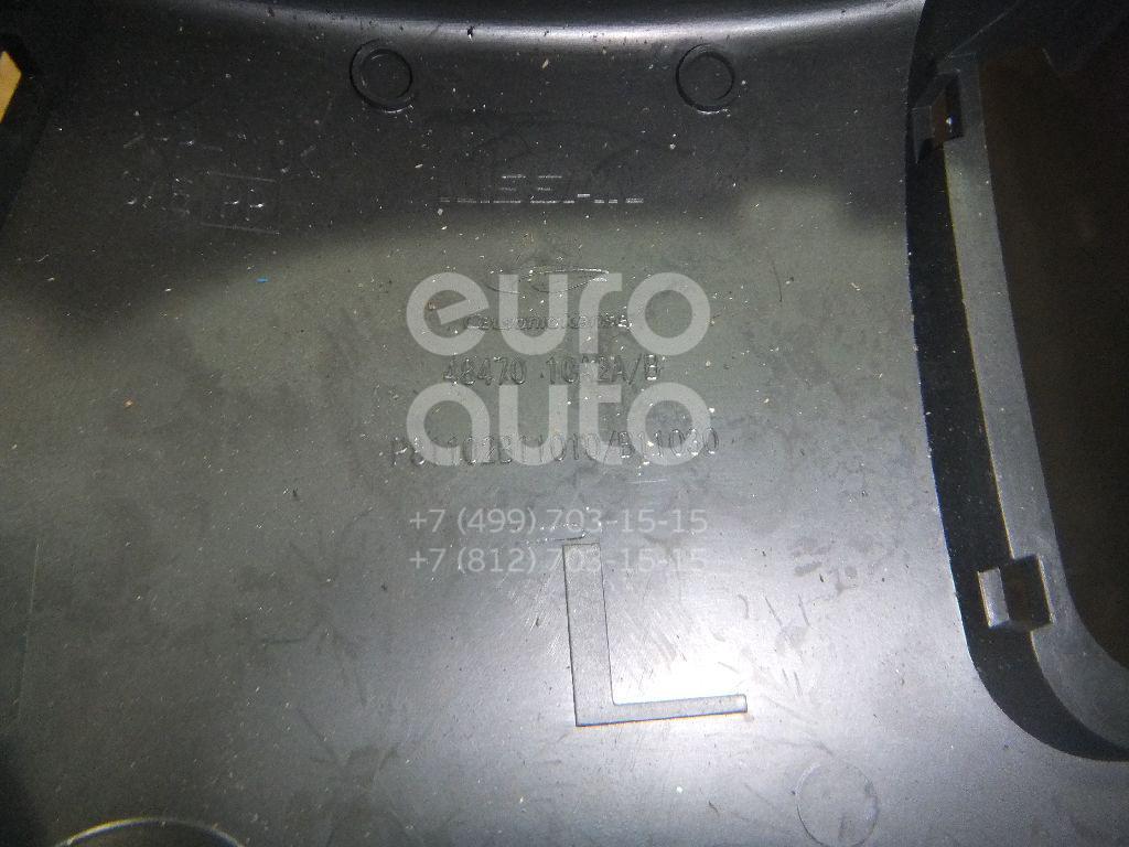 Кожух рулевой колонки нижний для Infiniti FX/QX70 (S51) 2008> - Фото №1