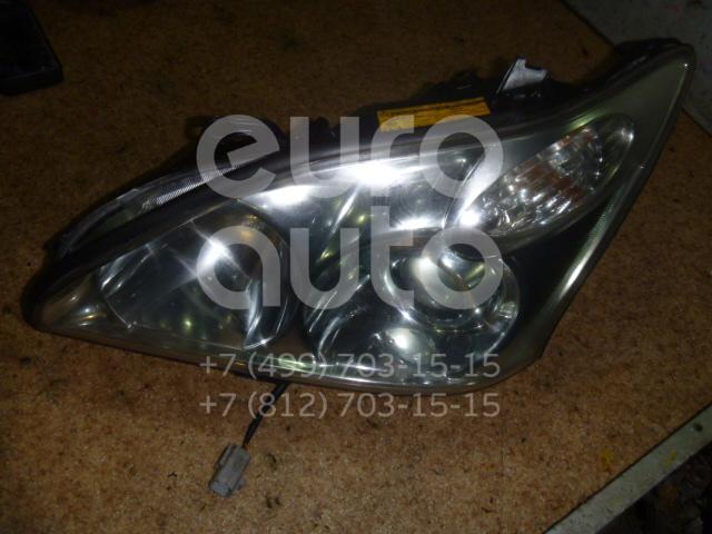 Фара левая для Lexus RX 300/330/350/400h 2003-2009 - Фото №1