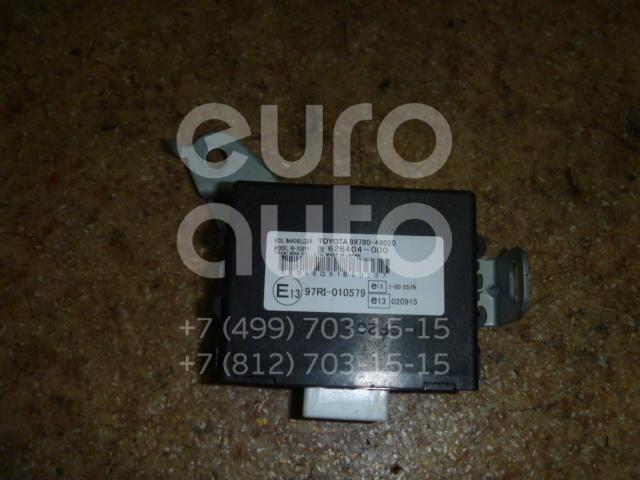 Иммобилайзер для Lexus RX 300/330/350/400h 2003-2009 - Фото №1