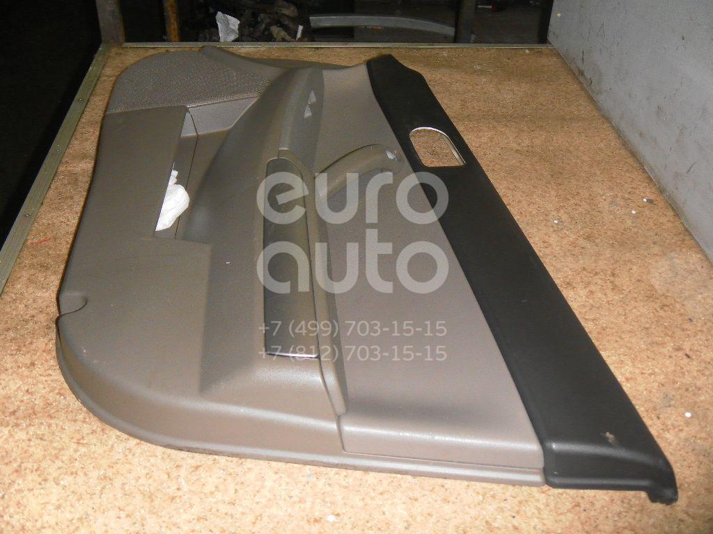 Обшивка двери передней правой для Mitsubishi Galant (DJ,DM) 2003-2012 - Фото №1