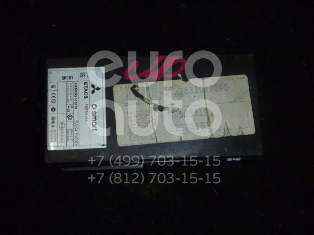 Блок электронный для Mitsubishi Colt (Z3) 2003-2012 - Фото №1