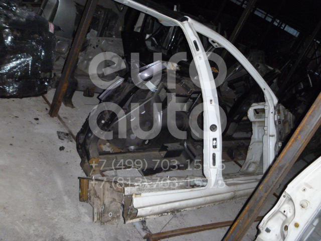 Порог со стойкой правый для Kia Carnival 1999-2005 - Фото №1