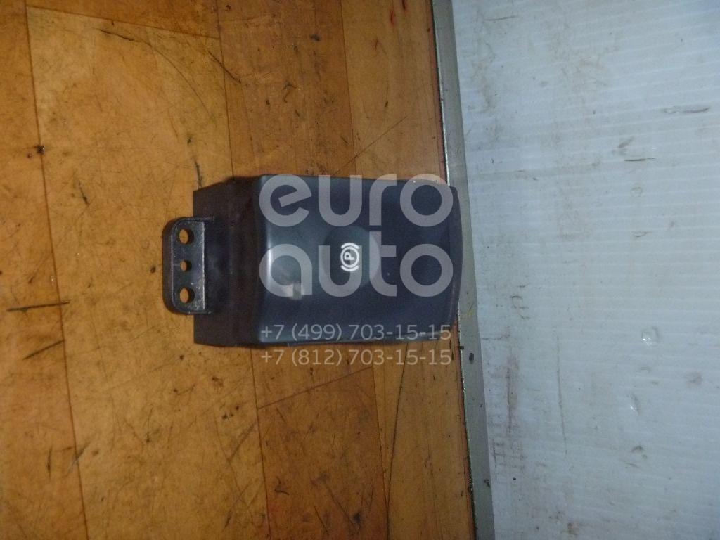 Кнопка фиксатора стояночного тормоза для Renault Koleos (HY) 2008-2016 - Фото №1