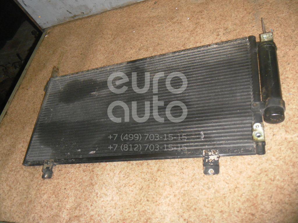 Радиатор кондиционера (конденсер) для Mitsubishi Galant (DJ,DM) 2003-2012 - Фото №1