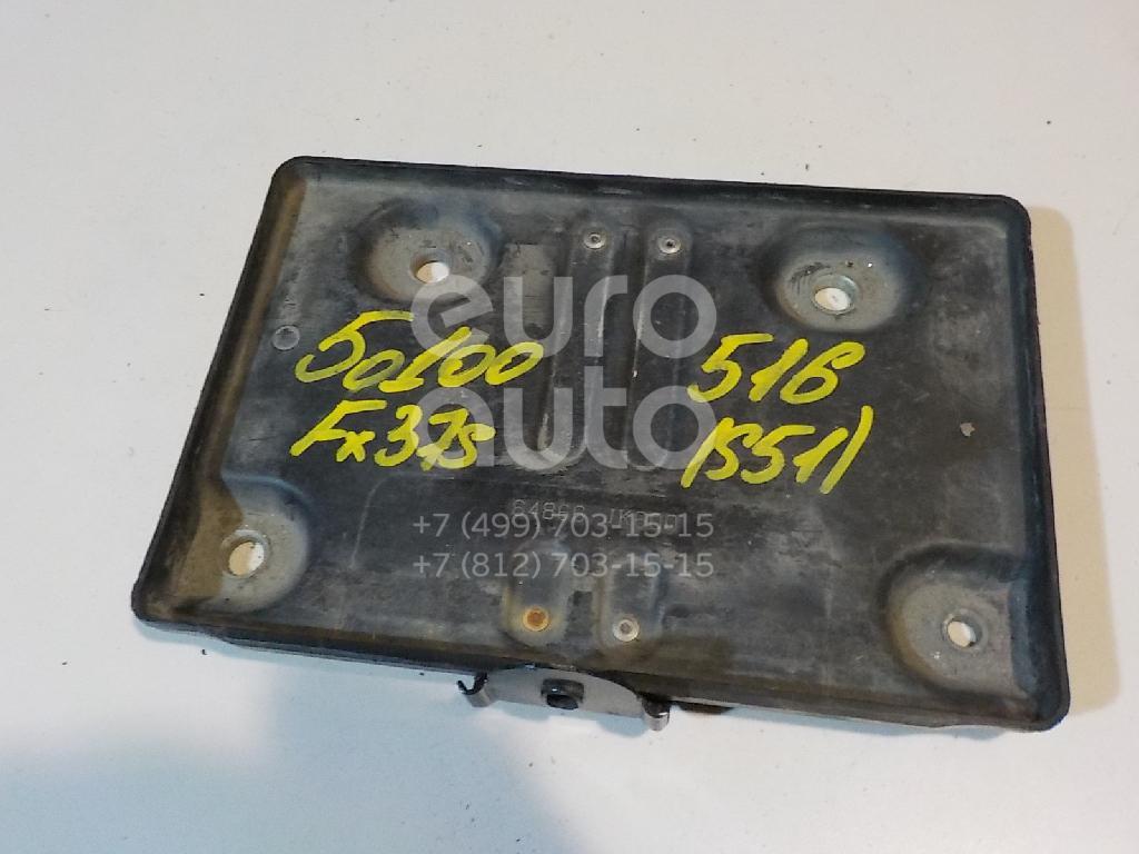 Крепление АКБ (корпус/подставка) для Infiniti FX/QX70 (S51) 2008>;EX/QX50 (J50) 2008-2014;G (V36) 2007-2013;M/Q70 (Y51) 2010> - Фото №1
