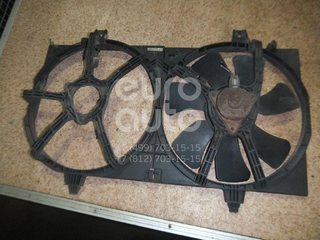 Вентилятор радиатора для Nissan Almera N16 2000-2006 - Фото №1