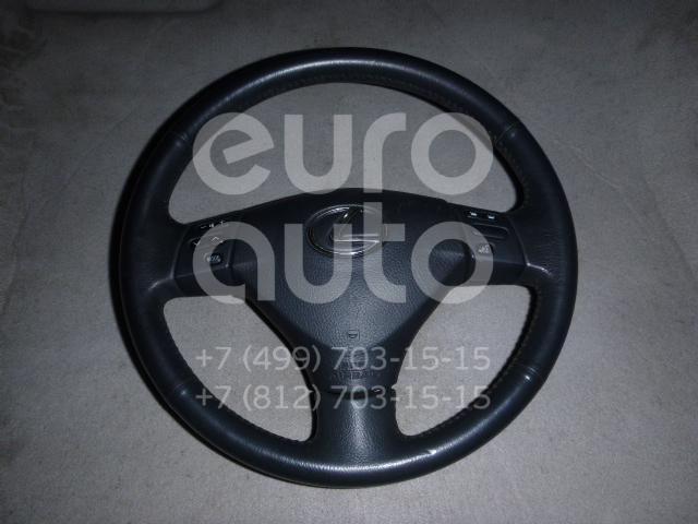 Рулевое колесо с AIR BAG для Lexus RX 300/330/350/400h 2003-2009 - Фото №1