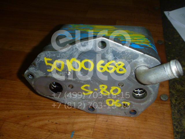 Радиатор масляный для Volvo S80 2006-2016 - Фото №1