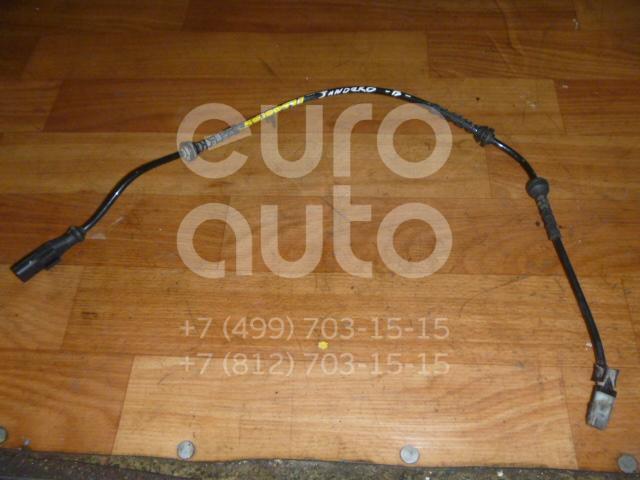 Датчик ABS передний для Nissan Sandero 2009-2014;Logan 2005-2014;Clio III 2005-2012;Almera (G15) 2013> - Фото №1