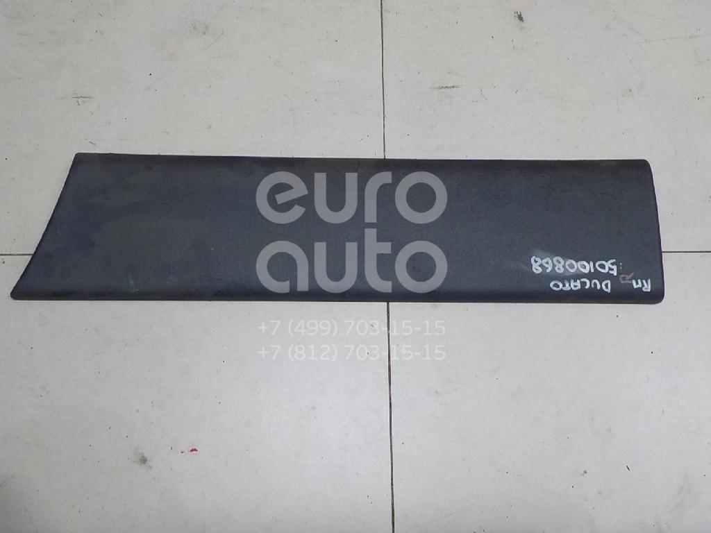Накладка двери передней правой для Fiat Ducato 244 (+ЕЛАБУГА) 2002-2006 - Фото №1