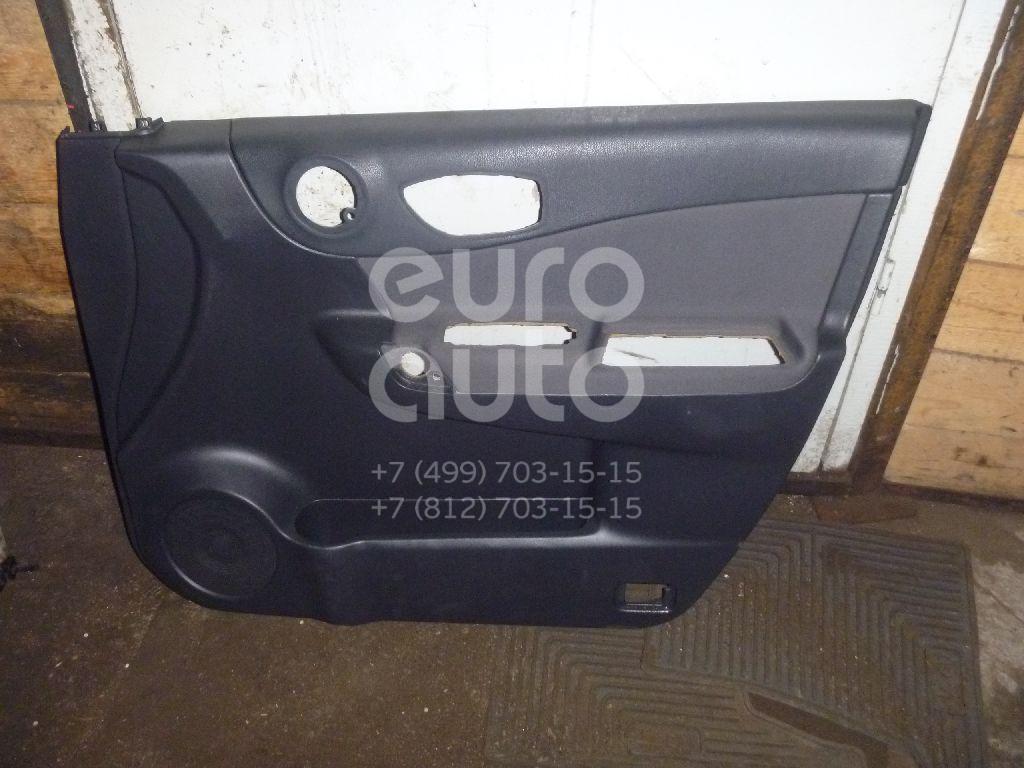 Обшивка двери передней правой для Renault Koleos (HY) 2008-2016 - Фото №1