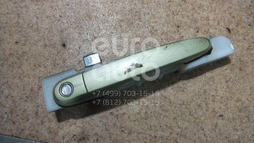 Ручка двери передней наружная правая для Hyundai Tucson 2004-2010 - Фото №1