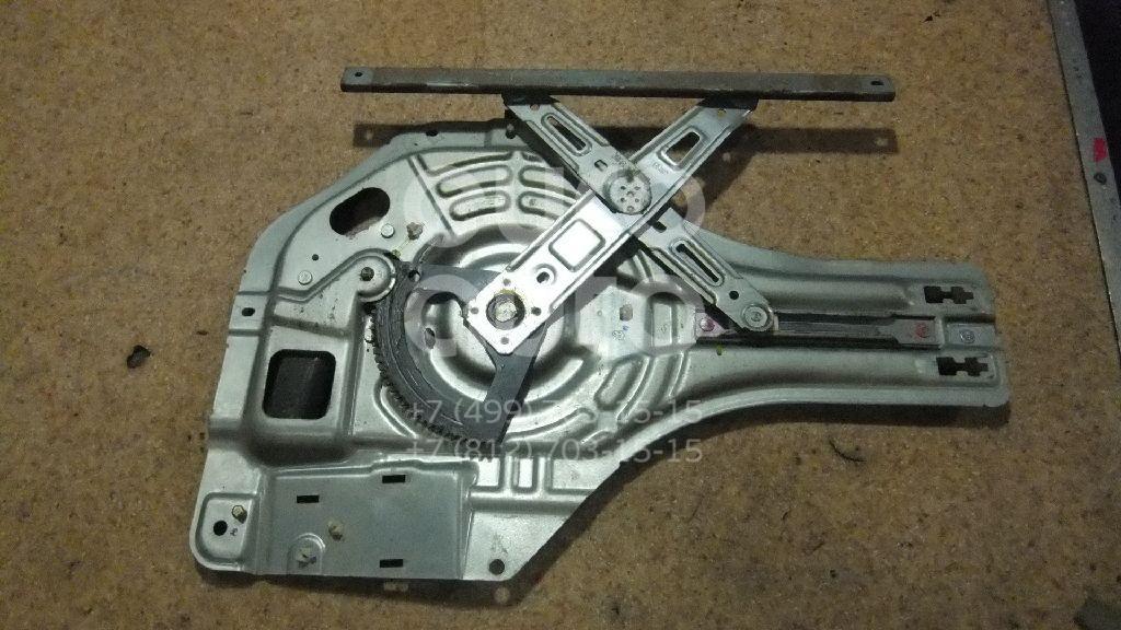 Стеклоподъемник электр. задний правый для Hyundai Tucson 2004-2010 - Фото №1