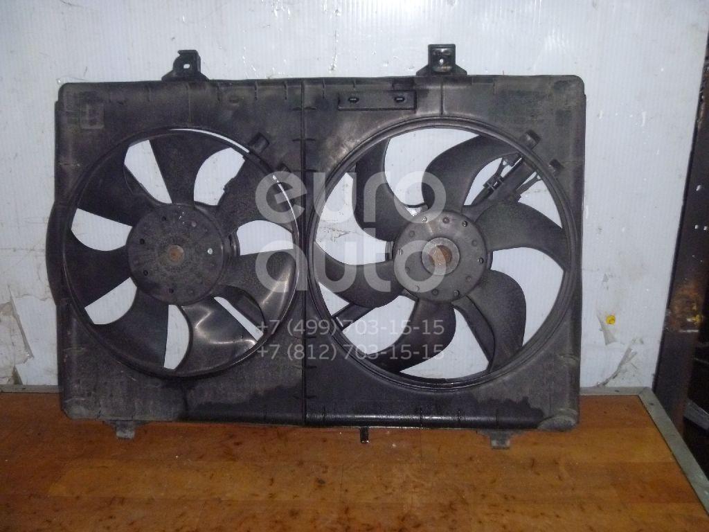 Вентилятор радиатора для Renault Koleos (HY) 2008-2016 - Фото №1