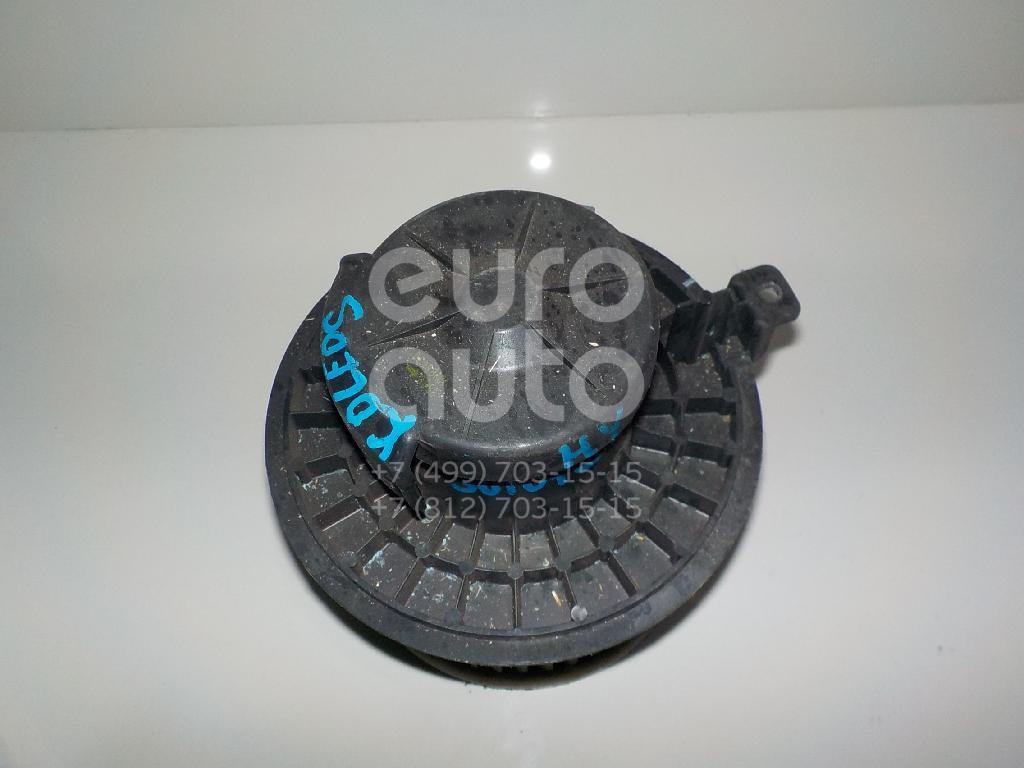 Моторчик отопителя для Renault Koleos (HY) 2008> - Фото №1