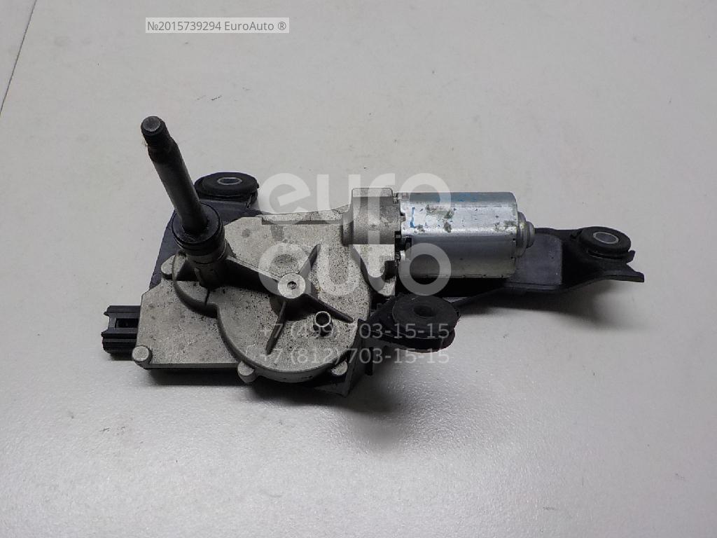 Моторчик стеклоочистителя задний для Renault Koleos (HY) 2008> - Фото №1