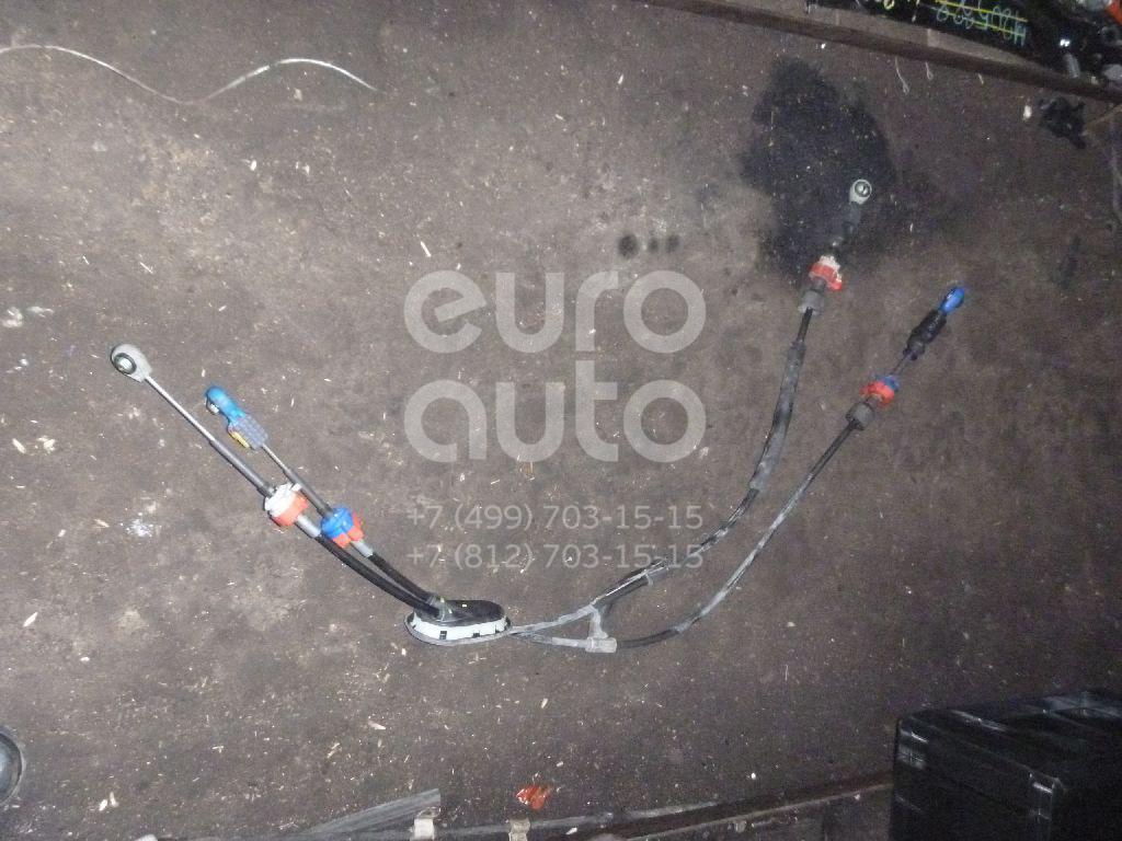 Трос КПП для Renault Koleos (HY) 2008> - Фото №1