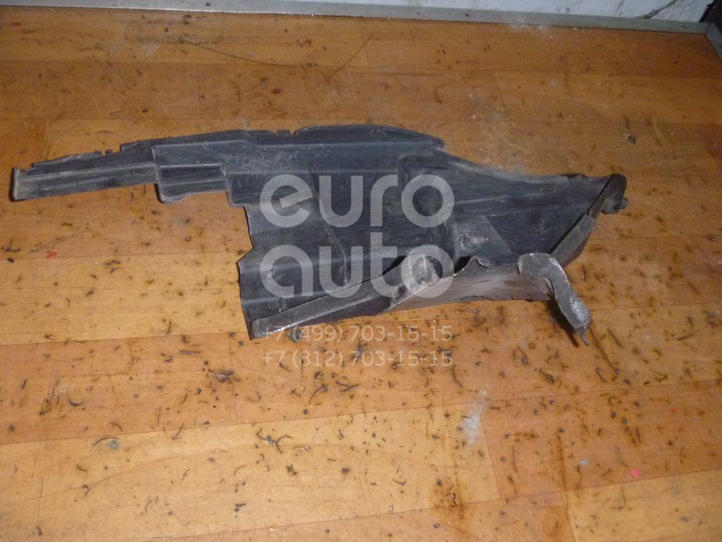 Воздуховод радиатора левый для Renault Koleos (HY) 2008-2016 - Фото №1