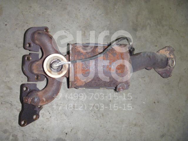 Коллектор выпускной для Chevrolet Epica 2006-2012 - Фото №1