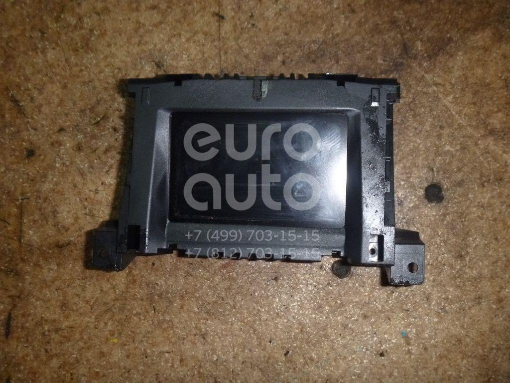 Дисплей информационный для Opel Astra H / Family 2004-2015;Zafira B 2005-2012 - Фото №1