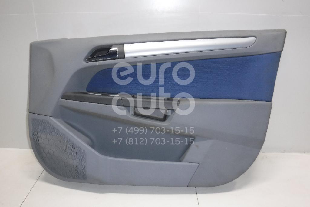 Обшивка двери передней правой для Opel Astra H / Family 2004> - Фото №1
