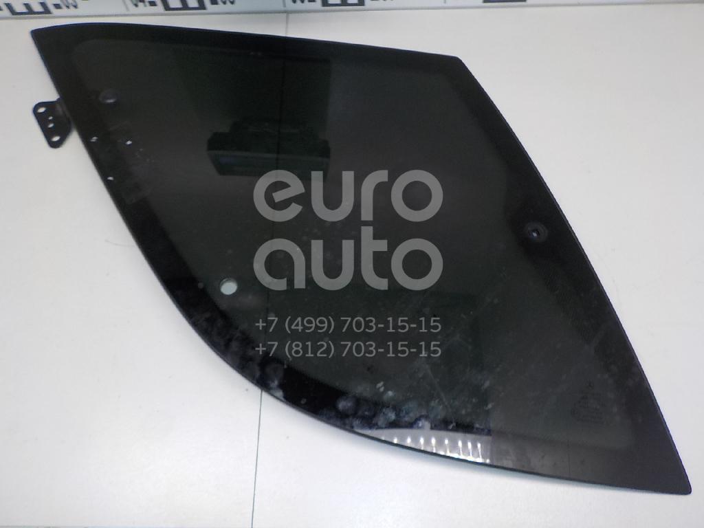 Стекло кузовное открывающееся (форточка) левое для Mercedes Benz W163 M-Klasse (ML) 1998-2004 - Фото №1