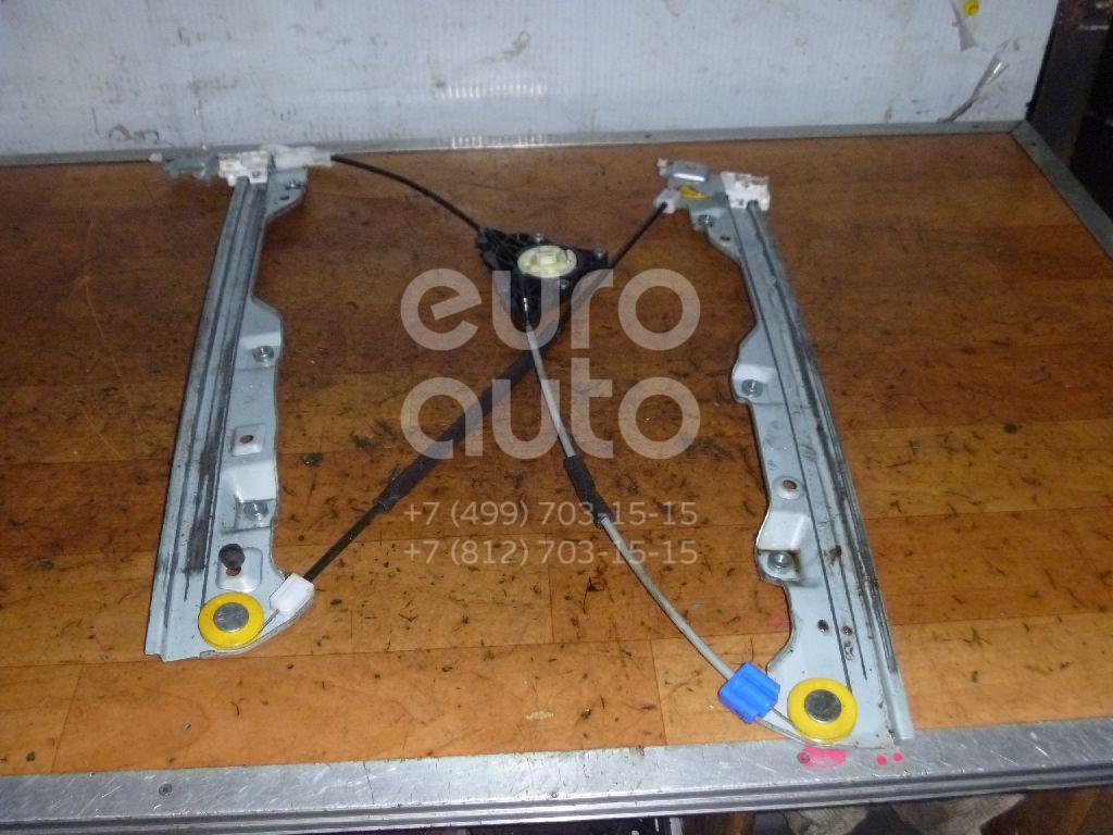 Стеклоподъемник электр. передний правый для Renault Koleos (HY) 2008-2016 - Фото №1