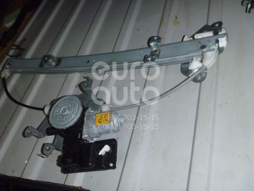 Стеклоподъемник электр. задний левый для Renault Koleos (HY) 2008> - Фото №1
