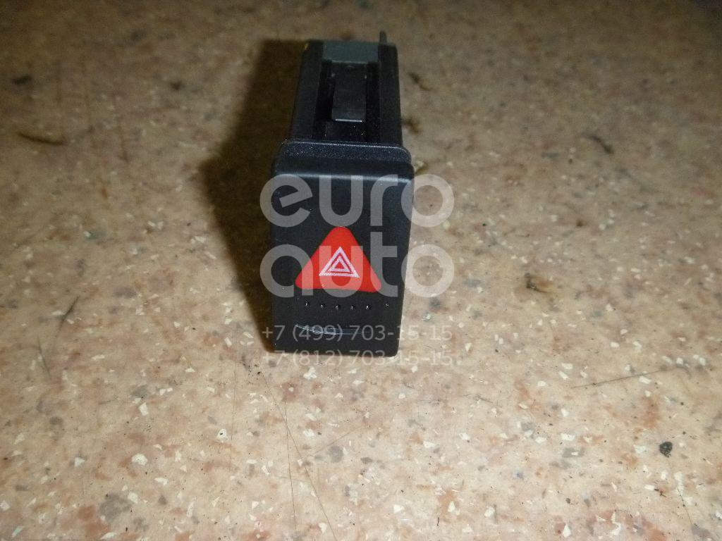 Кнопка аварийной сигнализации для Seat Sharan 2000-2006;Sharan 2006-2010;Alhambra 2001-2010 - Фото №1