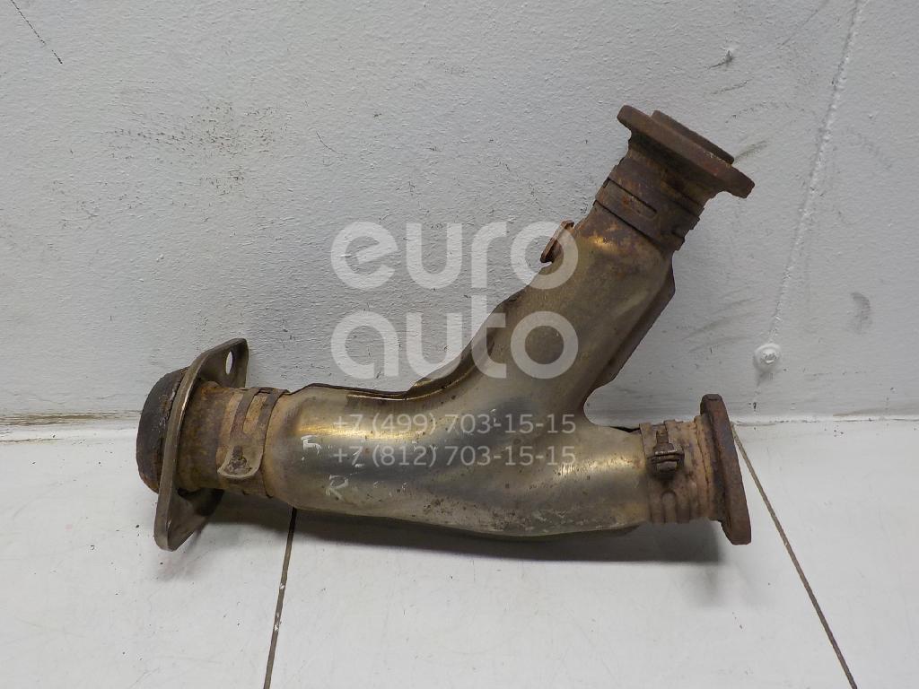 Приемная труба глушителя для Lexus RX 300/330/350/400h 2003-2009 - Фото №1