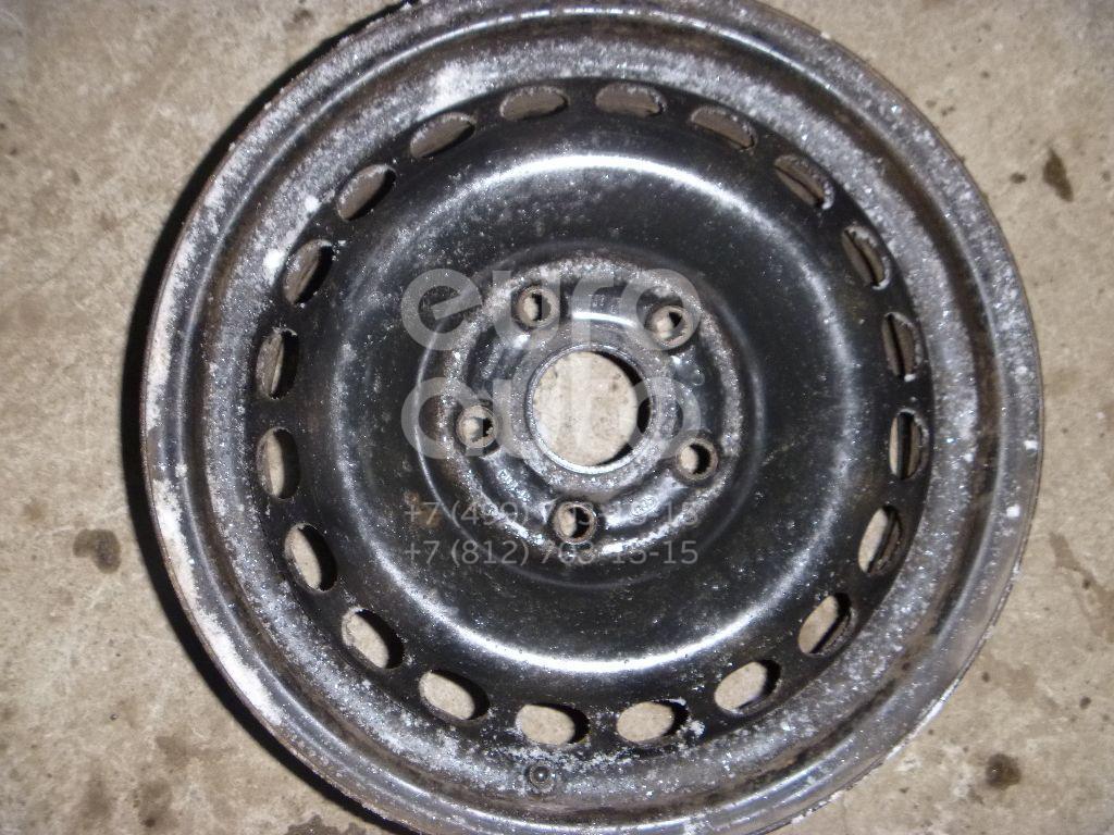 Диск колесный железо для Skoda Octavia (A5 1Z-) 2004-2013 - Фото №1