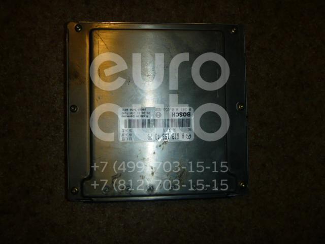 Блок управления двигателем для Mercedes Benz W203 2000-2006 - Фото №1