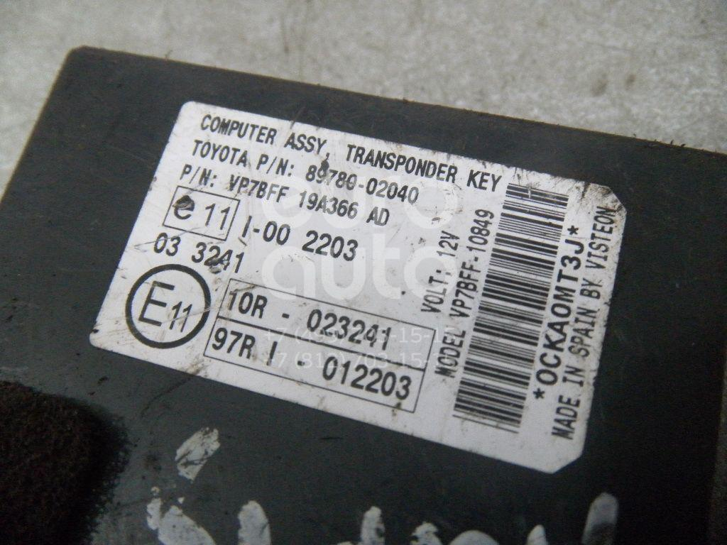 Блок электронный для Toyota Auris (E15) 2006-2012 - Фото №1