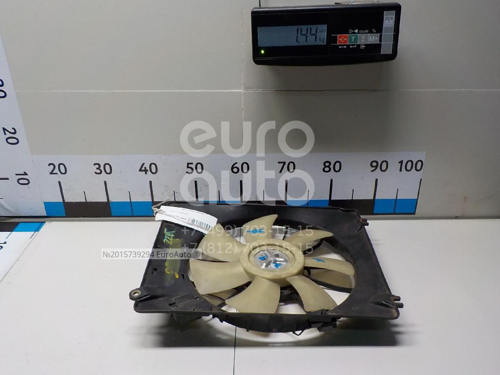 Вентилятор радиатора для Honda Jazz 2002-2008 - Фото №1