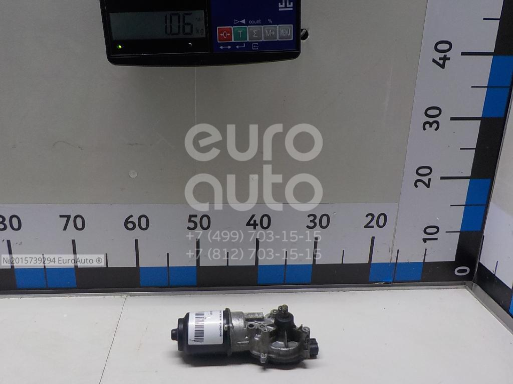 Моторчик стеклоочистителя передний для Subaru Forester (S11) 2002-2007 - Фото №1