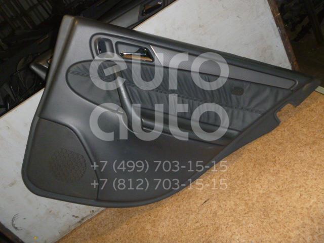 Обшивка двери задней правой для Mercedes Benz W203 2000-2006 - Фото №1