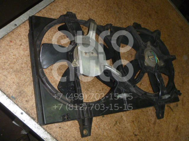 Вентилятор радиатора Nissan Maxima (A33) 2000-2005; (214815U011)