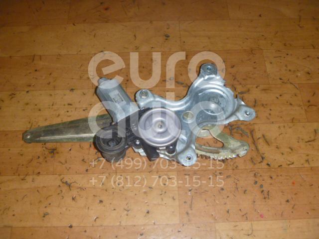 Купить Стеклоподъемник электр. задний левый GM Pontiac Vibe 2002-2007; (88969909)