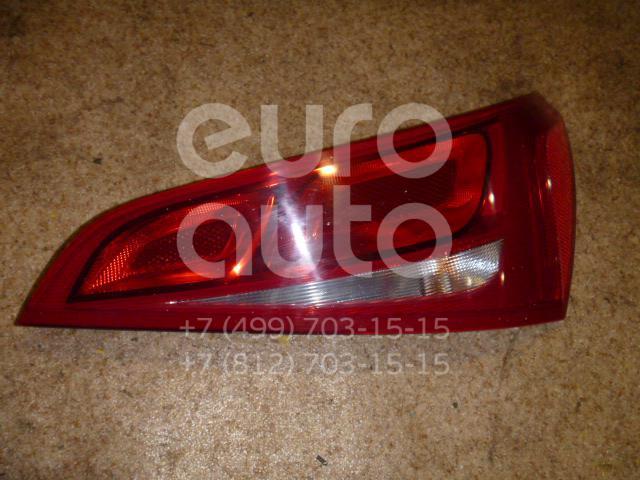 Купить Фонарь задний правый Audi Q5 [8R] 2008-2017; (8R0945094)