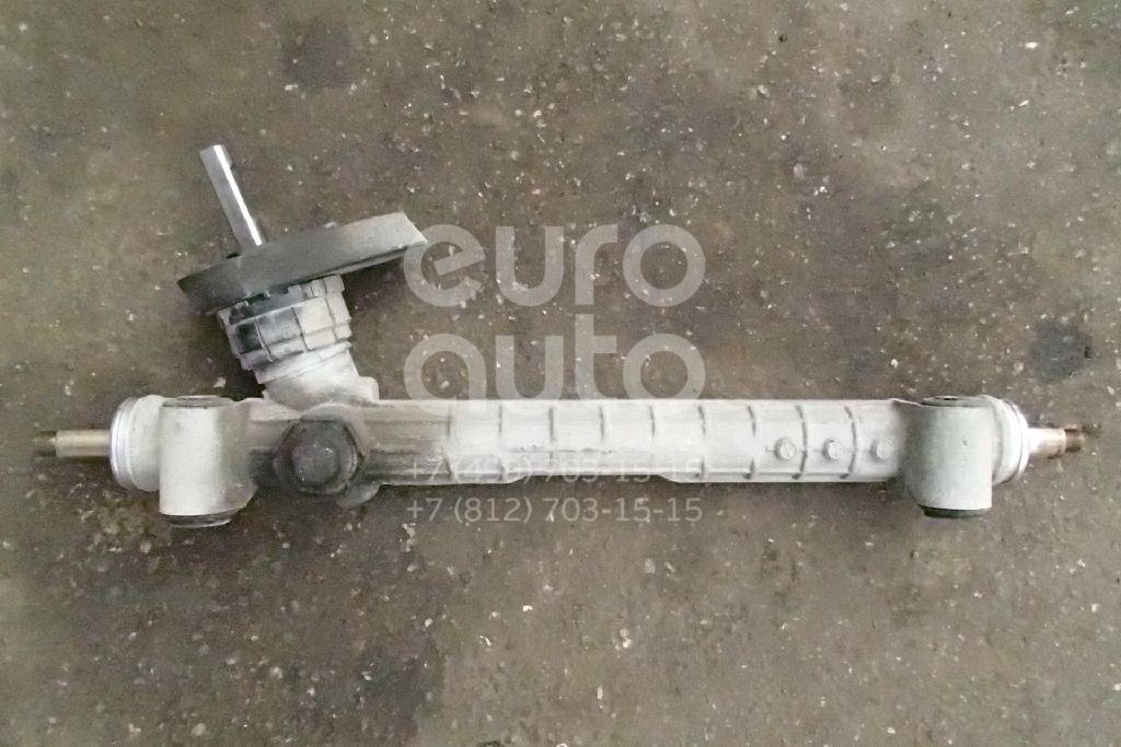 Опель мерива ремонт рулевой рейки своими руками видео