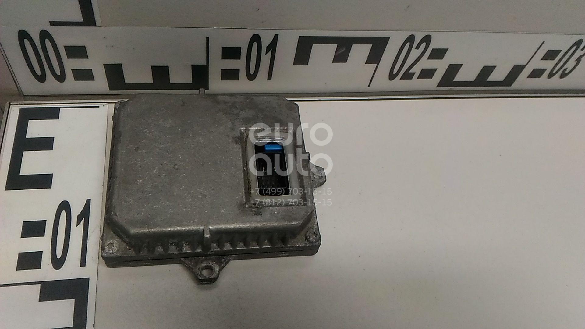 Блок ксеноновой лампы Peugeot 407 2004-2010; (6224F5)