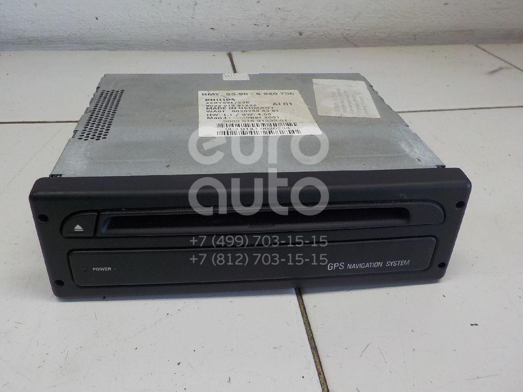 Проигрыватель CD/DVD BMW 3-серия E46 1998-2005; (65906920758)