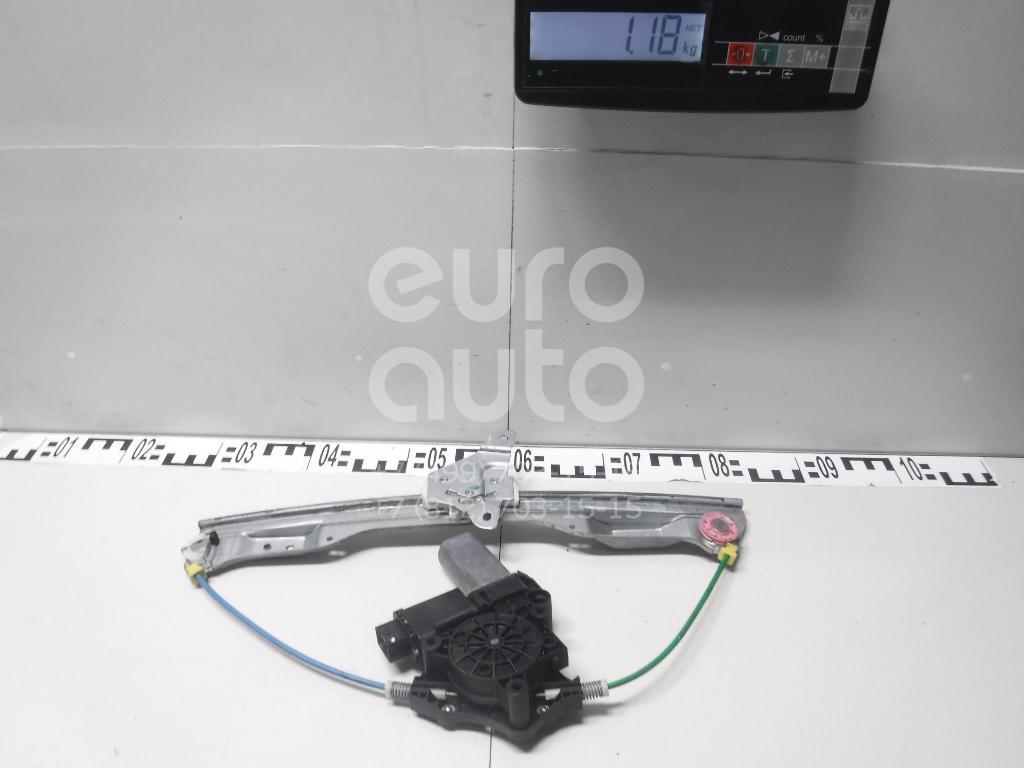 Стеклоподъемник электр. передний правый Opel Corsa D 2006-2015; (13188491)