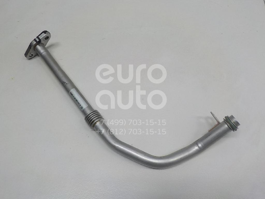 Трубка турбокомпрессора (турбины) Mercedes Benz C117 CLA 2013-; (2700900577)