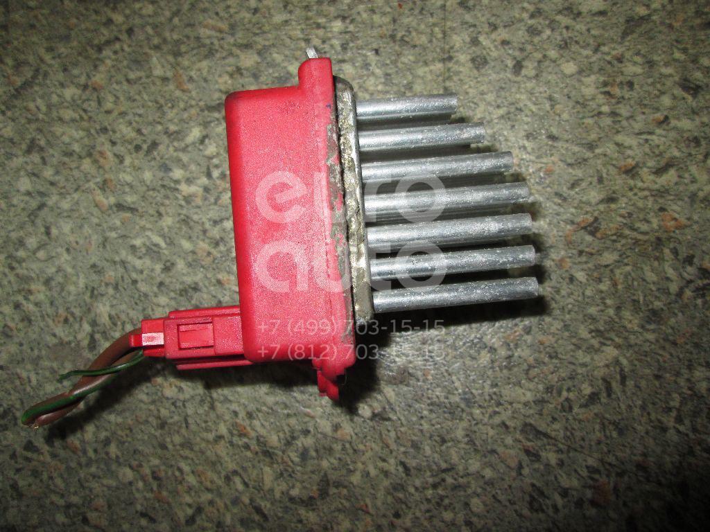 Резистор отопителя VW Passat [B5] 2000-2005; (1J0907521)