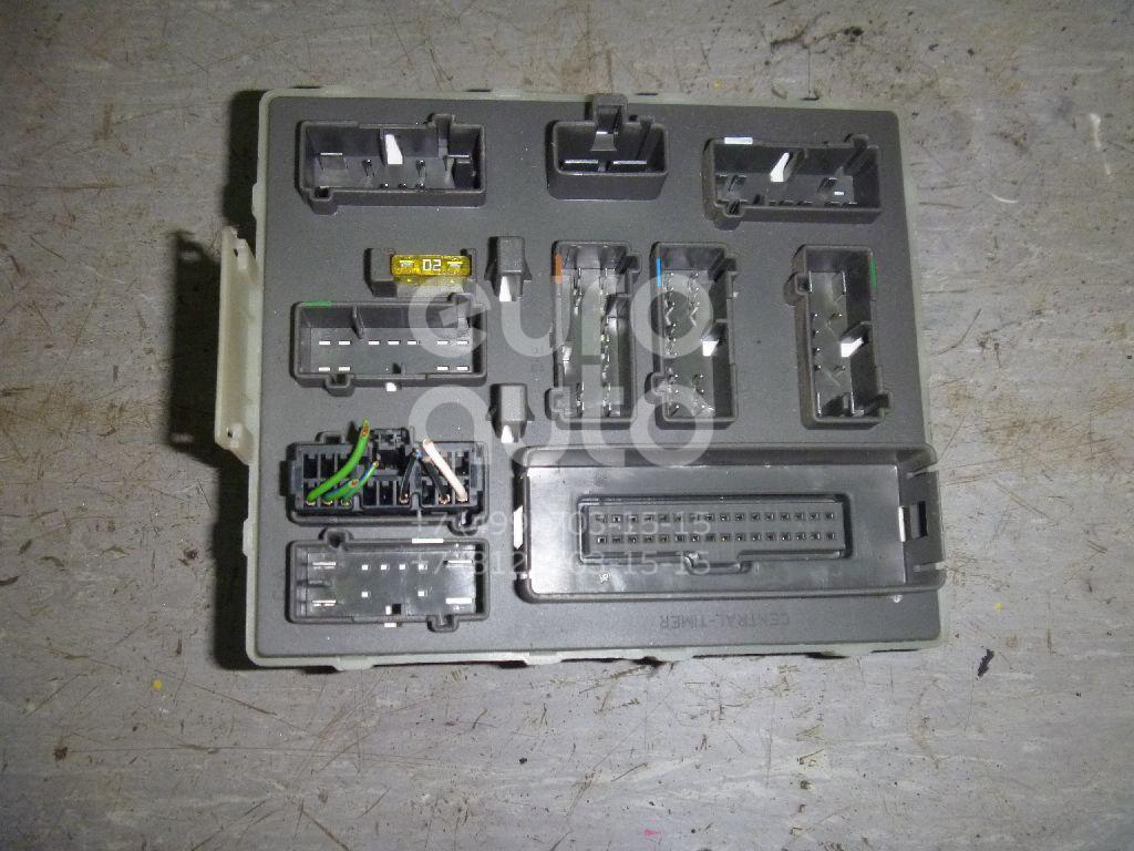 Купить Блок предохранителей Ford Focus I 1998-2005; (98AG14A073CH)