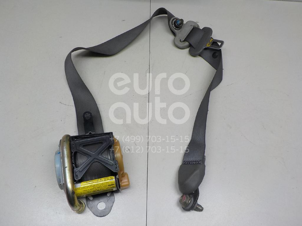 Ремень безопасности с пиропатроном Mazda Mazda 6 (GG) 2002-2007; (GJ6A57L90E72)