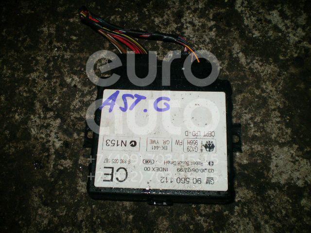 Купить Блок комфорта Opel Astra G 1998-2005; (90560112)